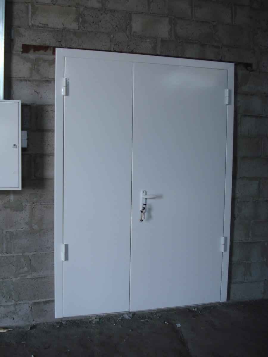 двери тамбурные металлические на заказ раменский район